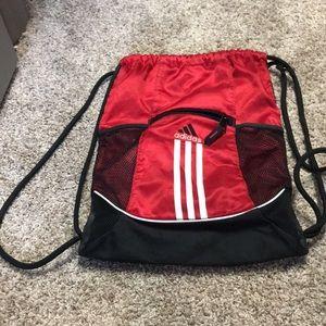 Adidas adjustable starps backpack